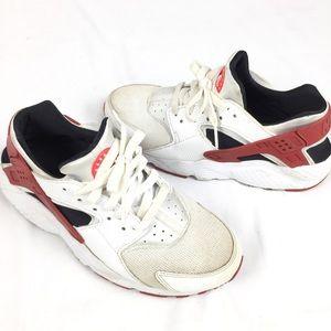 Nike huarache 7Y sneaker lace shoes